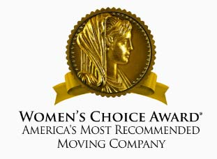 2015 Women's Choice Award - America's Most Recommended Moving Company